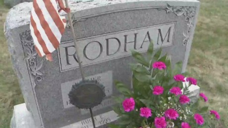 dnt pa hugh rodham headstone vandalized_00002429