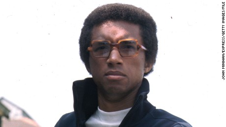On This Day: Arthur Ashe retires from tennis, April 16 1980