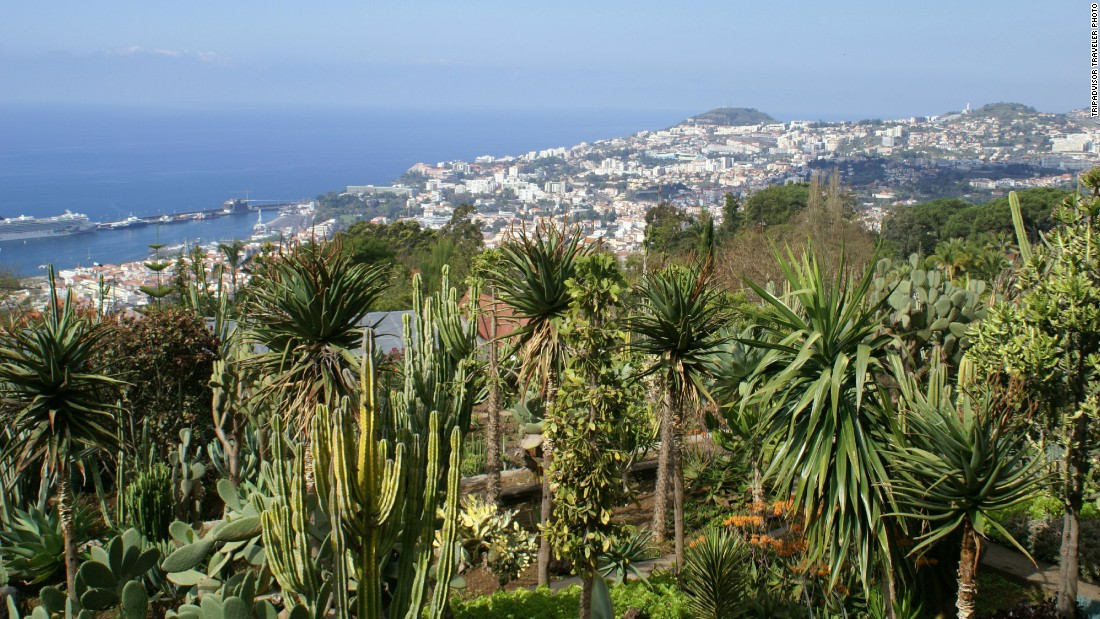 Sixth-ranked Madeira is part of a volcanic archipelago in the North Atlantic Ocean off the coast of Portugal.