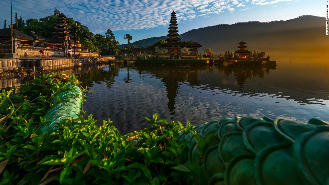 With ornate temples and stunning beaches, seventh-ranked Bali is a perennial favorite with tourists.