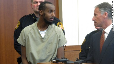Ohio man accused of plotting attack in U.S.