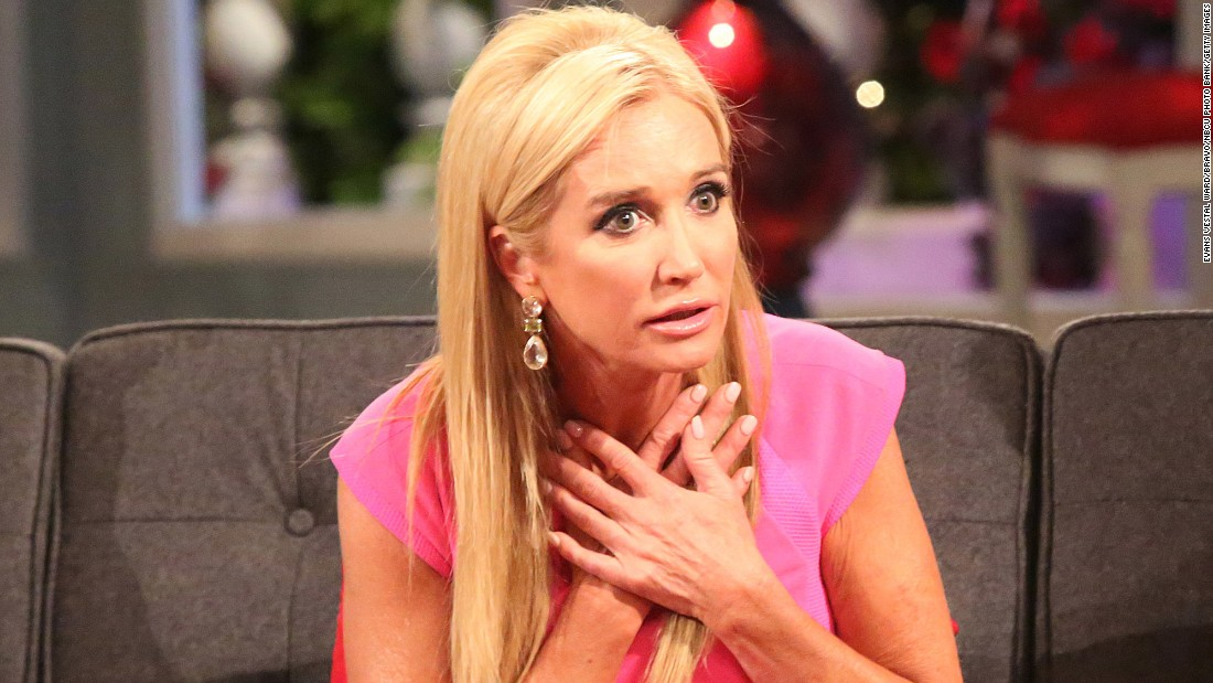 "Kim Richards of the ""Real Housewives of Beverly Hills"" is in trouble again. On August 2 she was arrested and accused of shoplifting from a Target store in the San Fernando Valley. The incident comes four months after she was arrested and accused of trespassing, resisting arrest and public intoxication. She went into rehab in June."