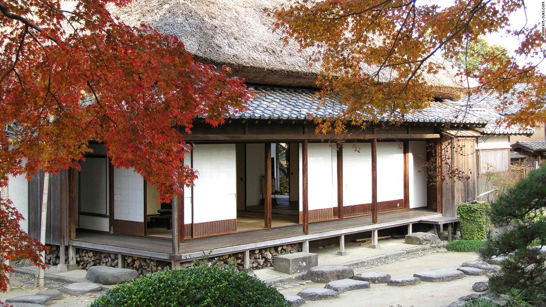 Real samurai towns you can visit CNN Travel