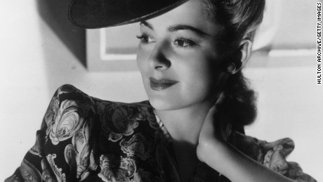 Olivia De Havilland fast facts