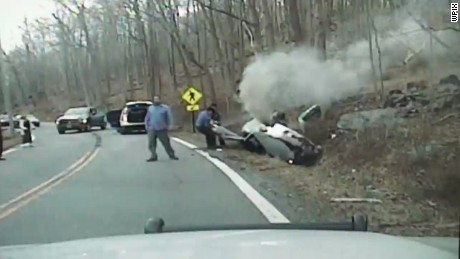 dnt nj woman saved from flipped car_00005808