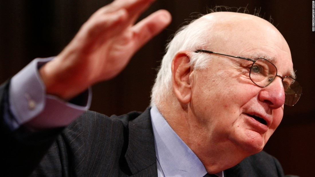 paul volcker Paul a volcker became chairman of the board of governors of the federal reserve system on august 6, 1979 he was reappointed for a second term on august 6, 1983, and served until august 11, 1987.