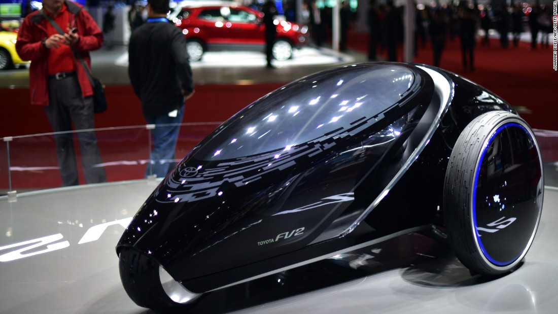 Cool cars at the Shanghai Auto Show