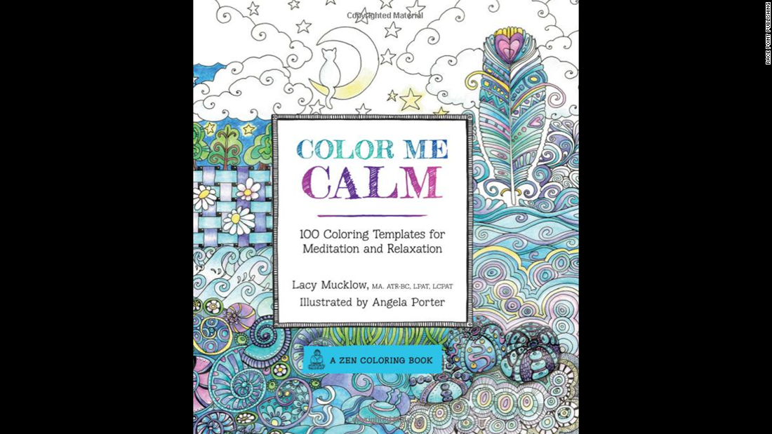 Online Colouring Pages For 7 Year Olds : Why adult coloring books are good for you cnn