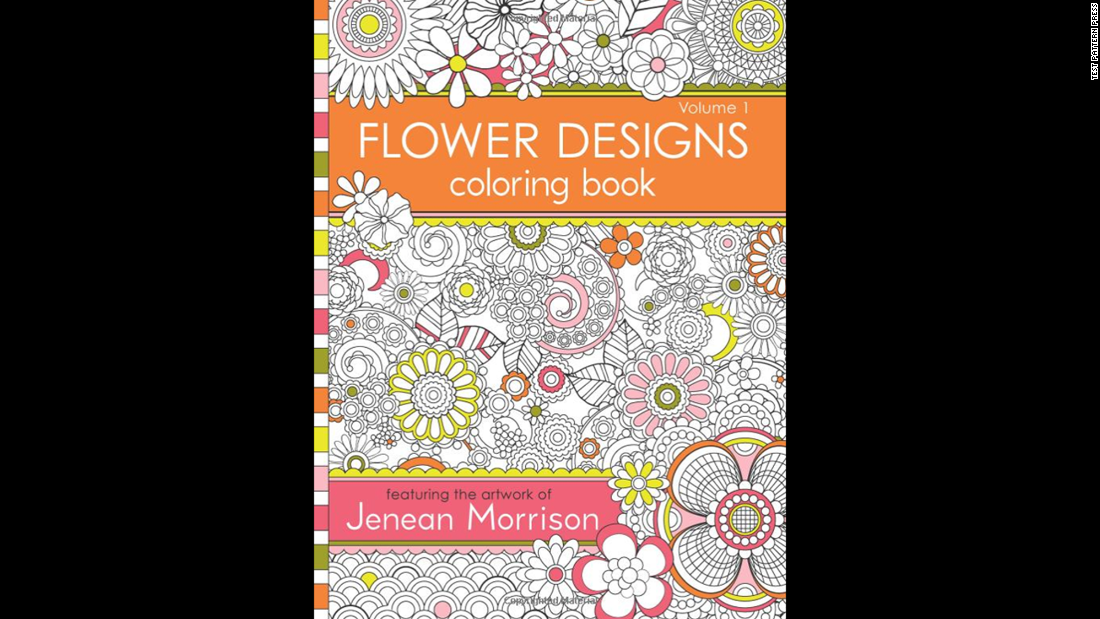 intricate designs are a hallmark of adult coloring books a href