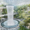 Moshe Safdie Singapore-Jewel Changi Forest Valley