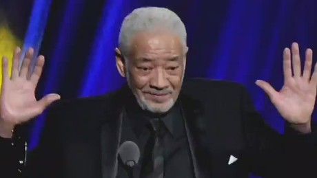 Singer Bill Withers: Hall of Fame induction was 'fun'