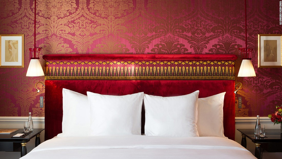 "In 2015, Conde Nast Traveler gave an <a href=""http://edition.cnn.com/2015/04/21/travel/gallery/cn-best-new-hotels-2015/"">Over-the-Top Luxury</a> award to this Parisian hotel which, it said, has been returned to its belle epoque grandeur."