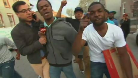 erin marquez baltimore protesters confront cnn reporter_00000503