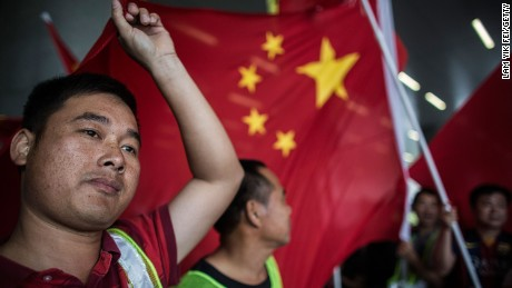Hong Kong's unusual relationship with China