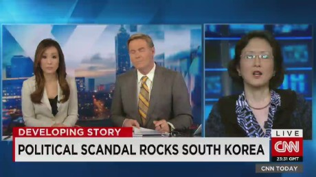 exp South Korea expert on political scandal_00000000
