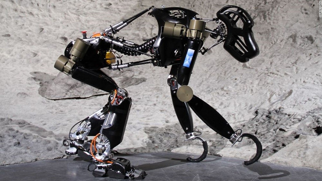 This robot, nicknamed Charlie, could be our best bet at a future unmanned Moon mission.