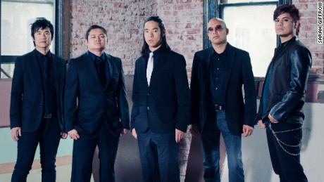 The Slants show full meaning of free speech