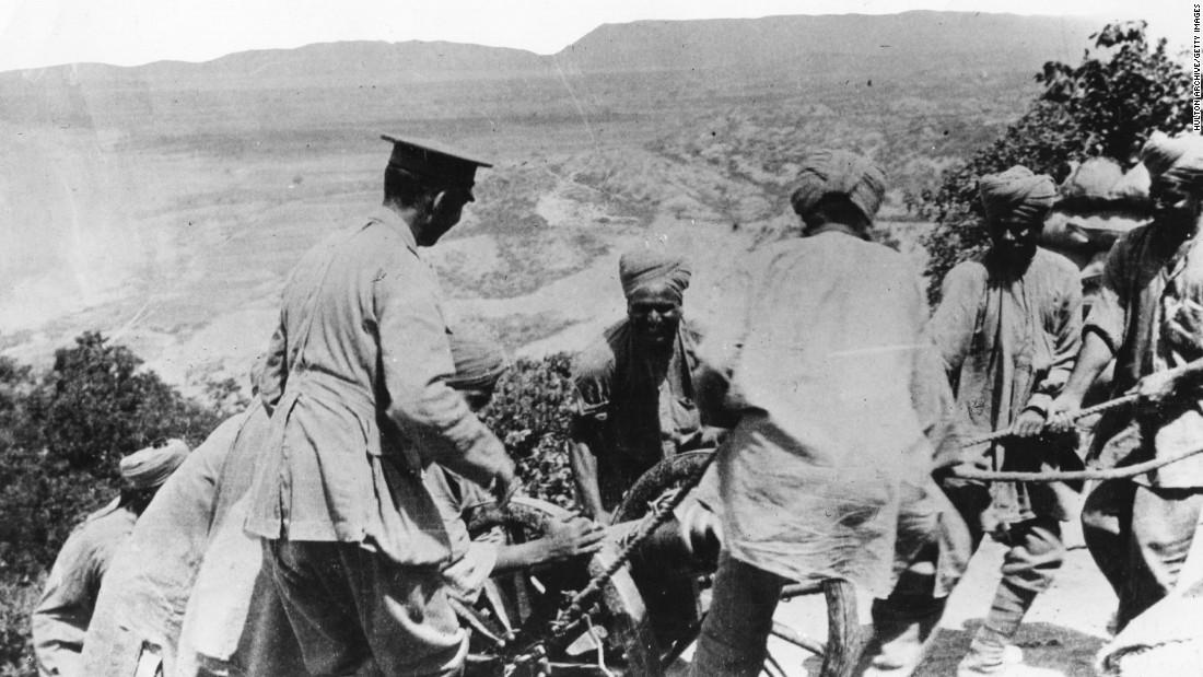 WWI: Gallipoli Campaign of 1915