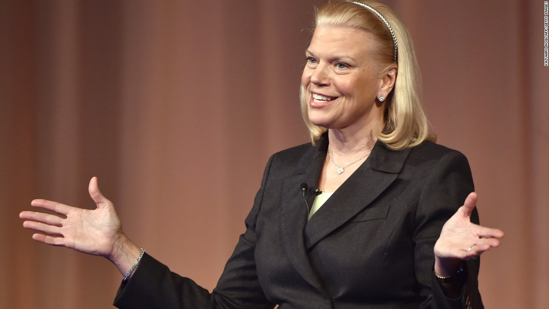 Virginia Rometty, chairwoman, president and chief executive officer of IBM, will give the commencement address at Northwestern University in Evanston, Illinois, on June 19.