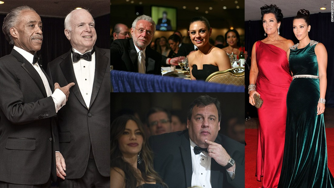 "The White House Correspondents' Association Dinner, also known as the ""Nerd Prom,"" marks the time of year when the red carpet comes to Washington, when celebrities mingle with (or dodge) politicians, when Republicans and Democrats break bread -- not each other -- and when the President of the United States willingly (or reluctantly) attends his own roast."
