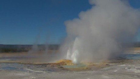 Supervolcano eruption feared at Yellowstone