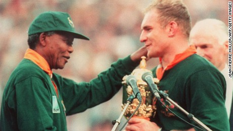 Can rugby unite South Africa again?