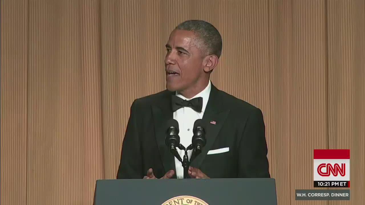 the 2016 white house correspondents' dinner - cnn video