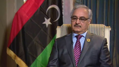 CTW Libya's Haftar on migrants_00001108