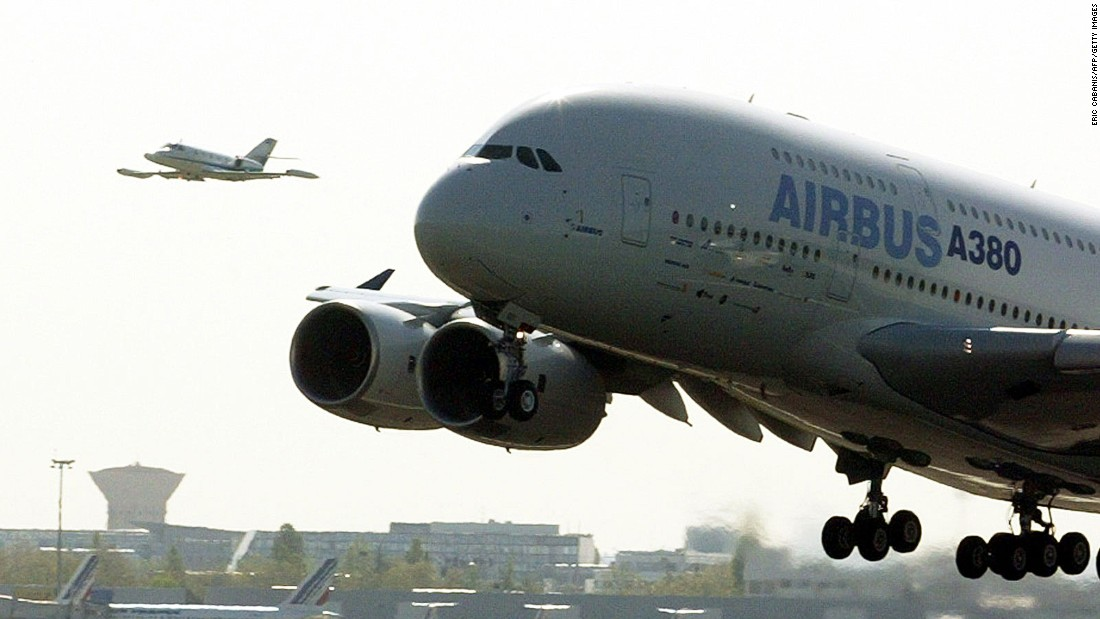 That maiden test flight was a success, much to the relief of Airbus, which had sunk $13 billion and 11 years of work into developing the aircraft.