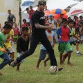 david beckham unicef philippines