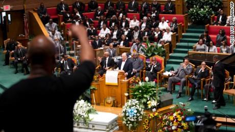 Freddie Gray's funeral