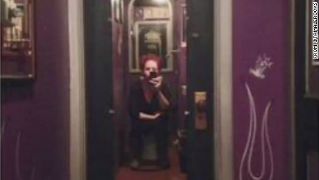 Bathroom Stalls In Europe two-way mirror found in bar's bathroom stall - cnn video
