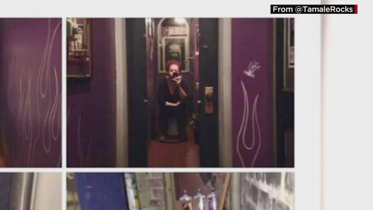 Two Way Mirror Found In Baru0027s Bathroom Stall   CNN Video