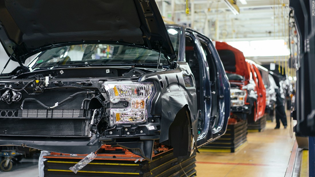 Ford Motor Company's defunct Rouge factory in Dearborn, Michigan, has been refurbished to house the F-150 assembly line. Tours are $16 for adults.