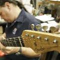 American factory tours- fender