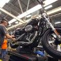 American factory tours- harley
