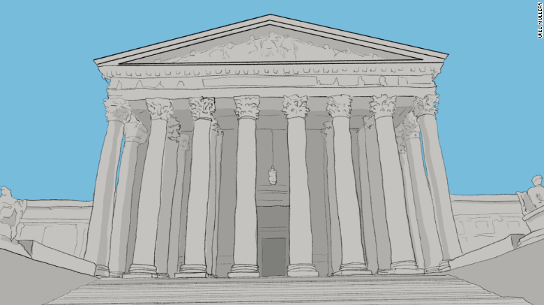 Same-sex marriage at SCOTUS in less than two minutes