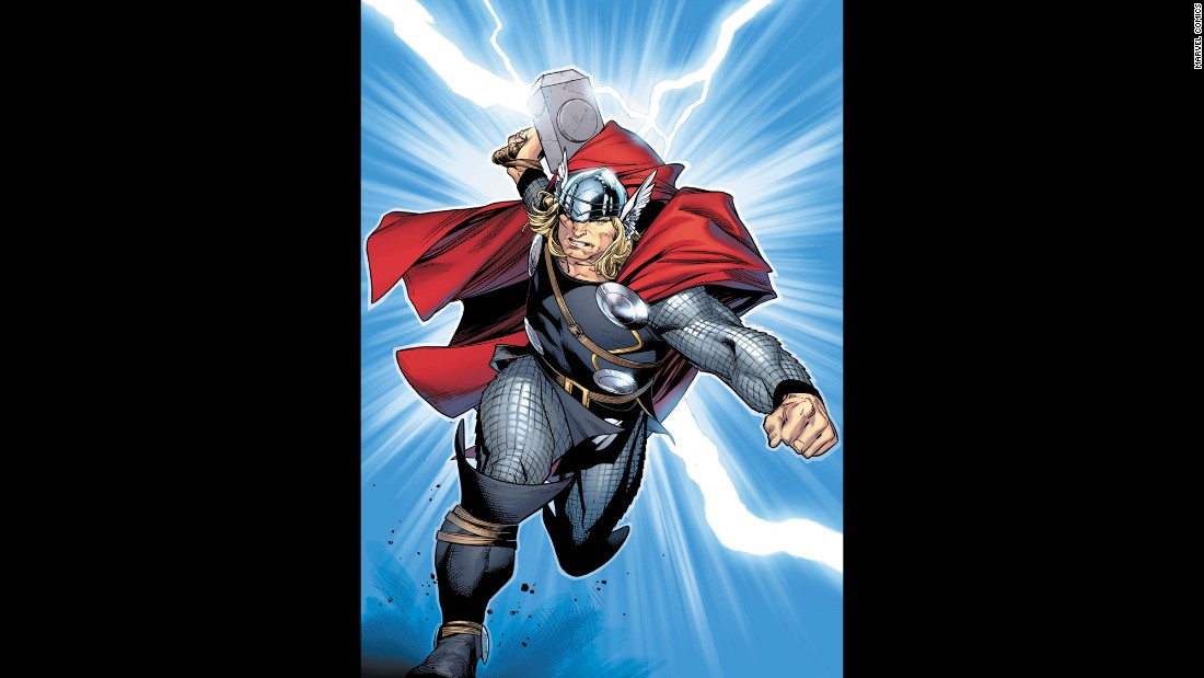 Marvel's interpretation of the Norse god Thor is now the best-known one in pop culture.
