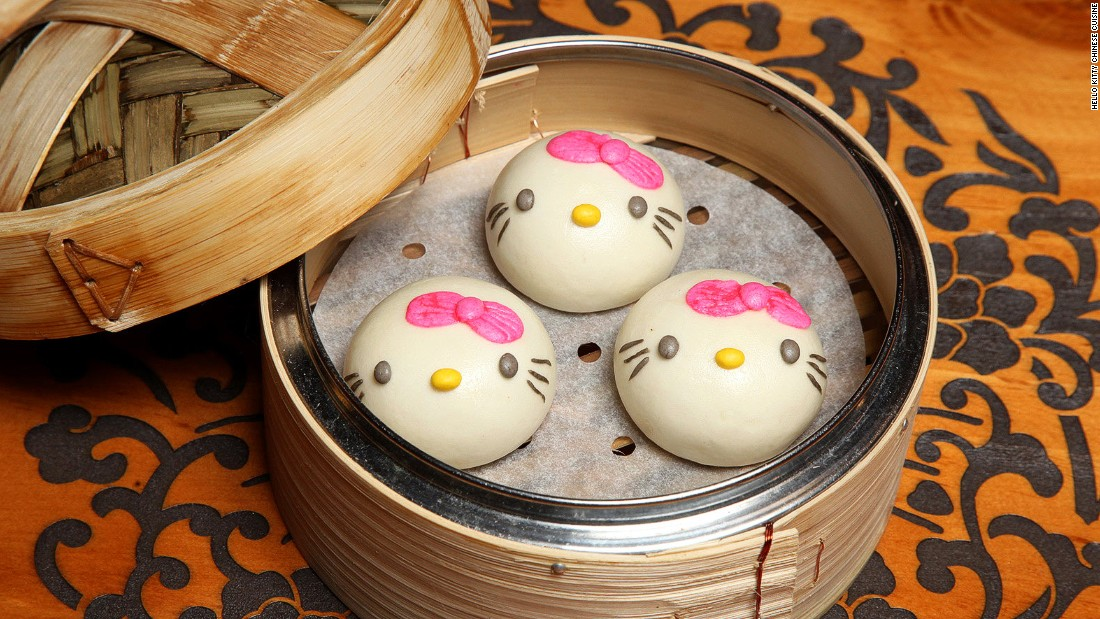 Hello kitty chinese cuisine hong kong dim sum cnn travel - Cuisine hello kitty ecoiffier ...