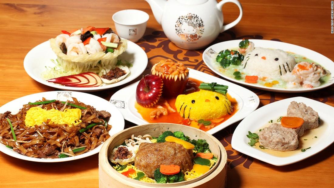 hello kitty chinese cuisine: hong kong dim sum | cnn travel