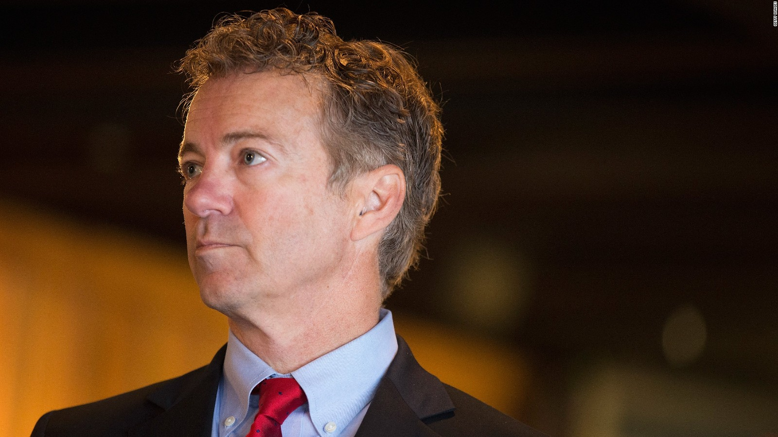 clinton campaign knocks paul for comment about gays cnnpolitics com rand paul tries to derail patriot act renewal