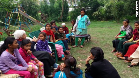 Community mobilized after Nepal quake