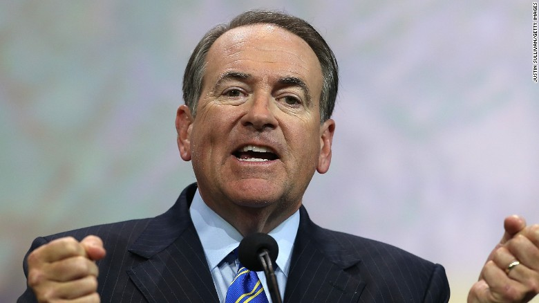 Huckabee: I wish I could've identified as female