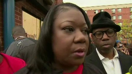 Trayvon Martin's mom: This is a step in right direction