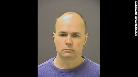 Lt. Brian W. Rice, 41, was one of three officers on bike patrol who encountered Gray and subsequently arrested him. Rice, an officer since 1997, and the other officers failed to establish probable cause for Gray's illegal arrest, Baltimore State's Attorney Marilyn Mosby said.. Rice and two other officers handcuffed Gray and put shackles on his ankles. The officers placed Gray back on the floor of the wagon, face down. Rice was charged with involuntary manslaughter, second-degree assault, two counts of misconduct in office and false imprisonment.