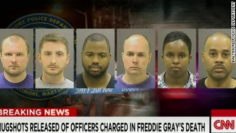 erin mug shots baltimore officers released _00000828