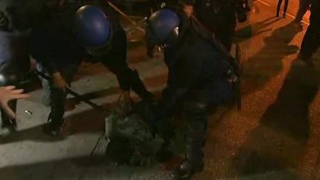 ctn bts baltimore protester arrests_00001206