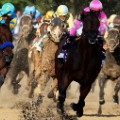 kentucky derby firing line leads