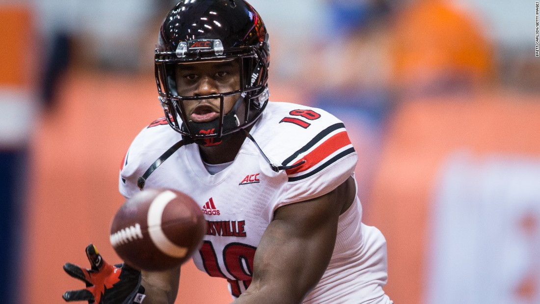 """Gerald Christian was selected as the number 256 pick by the Arizona Cardinals, the final pick in the 2015 NFL draft, making the Louisville tight end this year's """"Mr. Irrelevant.""""  Click through to see the winners of the """"Mr. Irrelevant"""" title for the last 14 years."""
