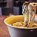 Hangzhou dishes- boiled noodle soup